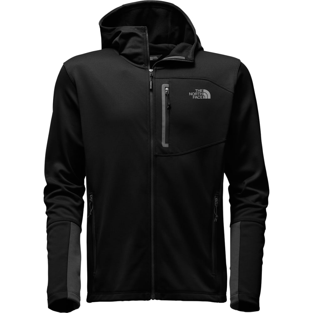 THE NORTH FACE Men's Canyonlands Hoodie - JK3-TNF BLK