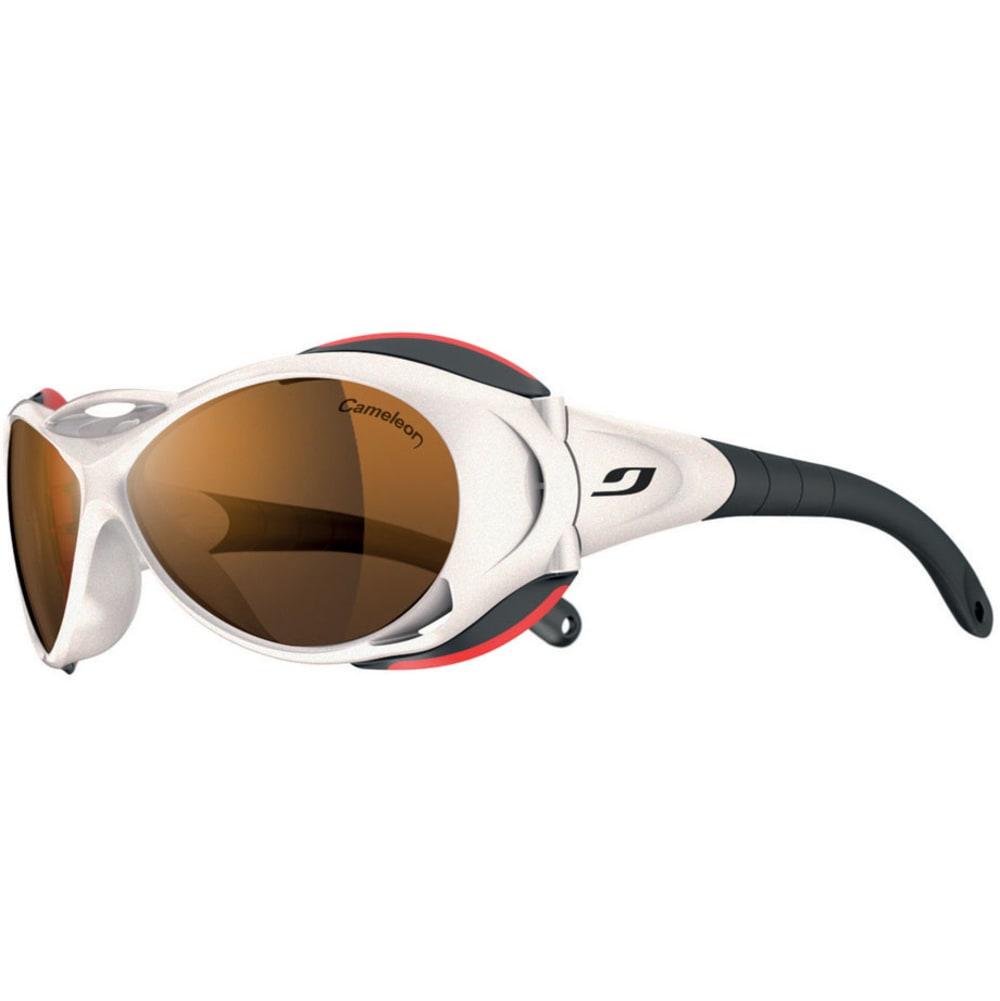 JULBO Explorer Camel Sunglasses - WHITE