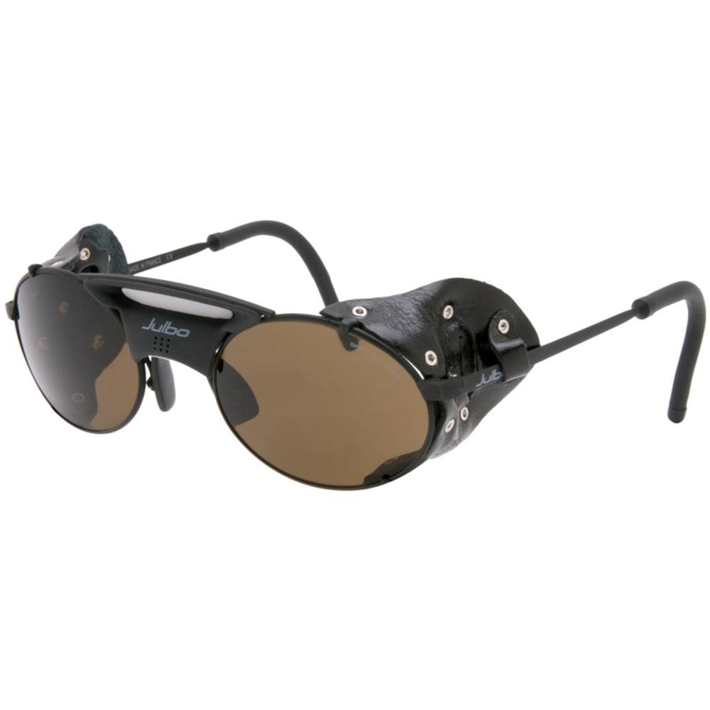 JULBO Micropore Spectron 3 Mountaineering Glasses - BLACK