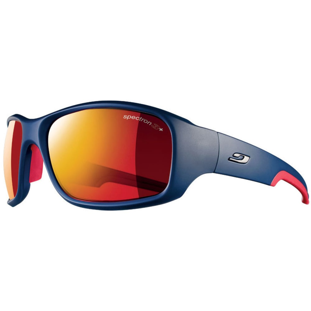 JULBO Stunt Spectron 3 CF Sunglasses, Blue/Red - BLUE/RED
