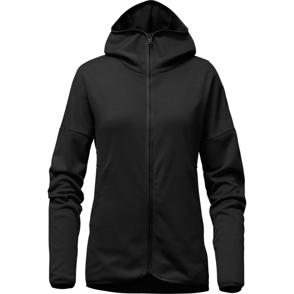 THE NORTH FACE Women's Swellthy Hoodie - JK3-TNF BLK