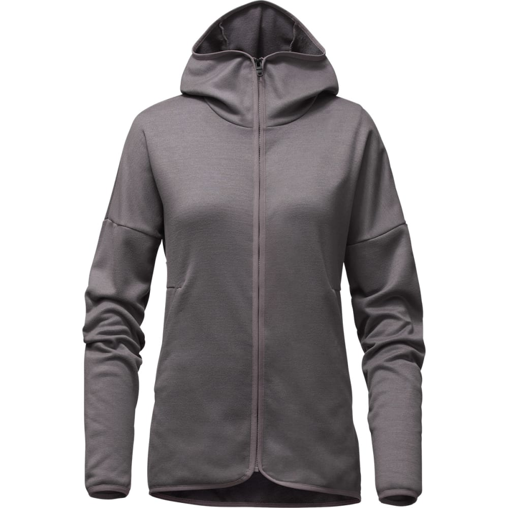 THE NORTH FACE Women's Swellthy Hoodie - HSR-RABBIT GRY