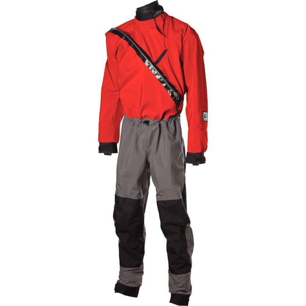 KOKATAT Men's GORE-TEX Front Entry Drysuit - CHILI