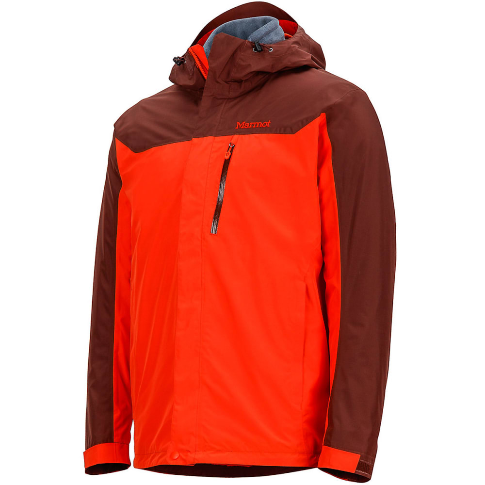 MARMOT Men's Ramble Component Jacket - 9394-MARS ORANGE