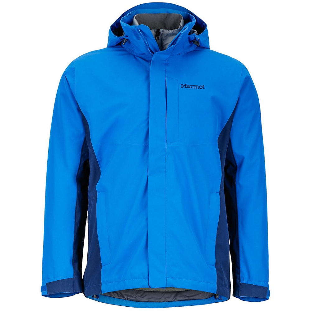 MARMOT Men's Castleton Component Jacket - 3694-TRUE BLUE/NAVY