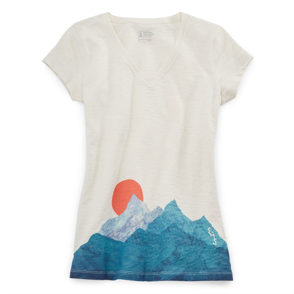 EMS® Women's Horizon Graphic Tee - TURTLE DOVE