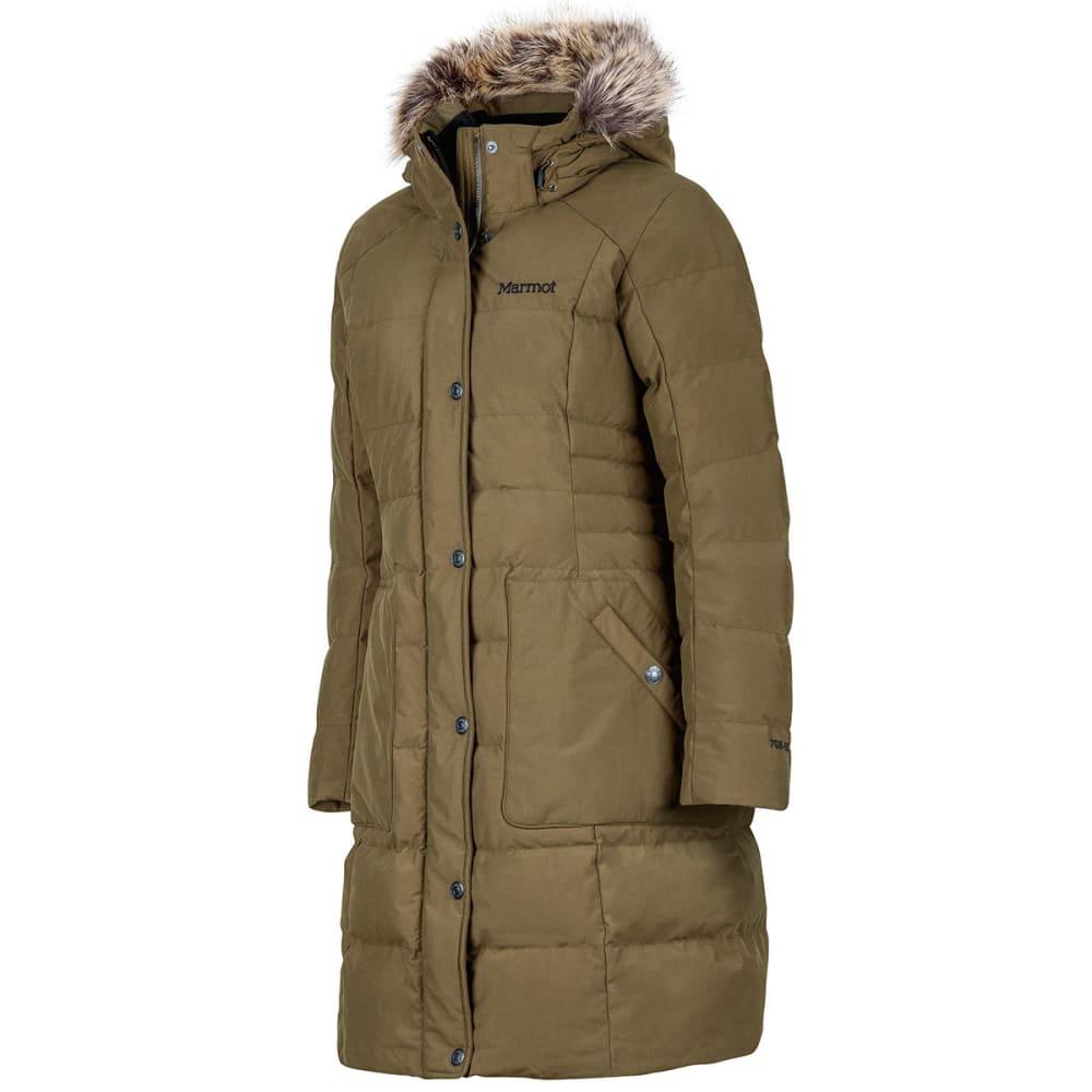 MARMOT Women's Clarehall Jacket - 4381-DEEP OLIVE