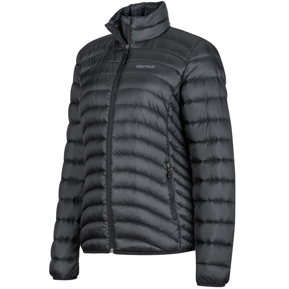 MARMOT Women's Aruna Down Jacket - 001-BLACK