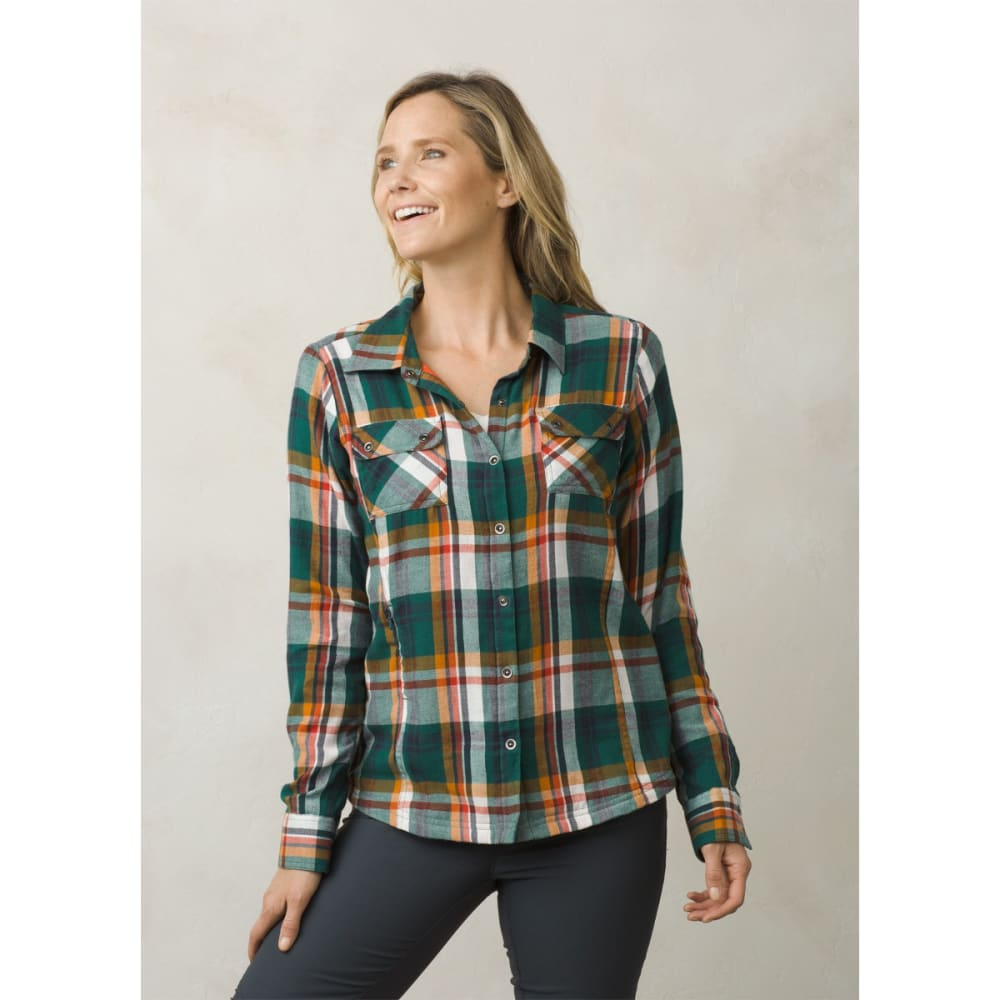 PRANA Women's Bridget Top - DEEPBALSAM