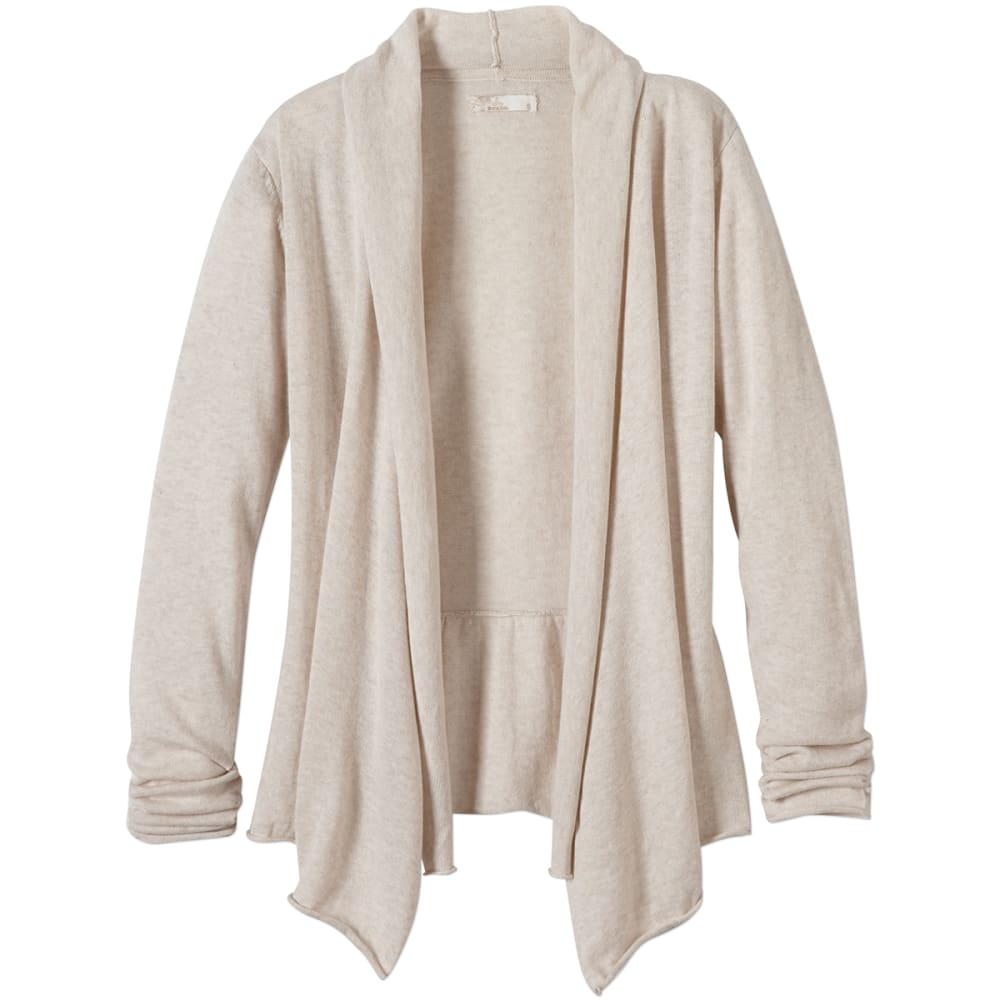 PRANA Women's Georgia Wrap Cardigan - WNT-WINTER