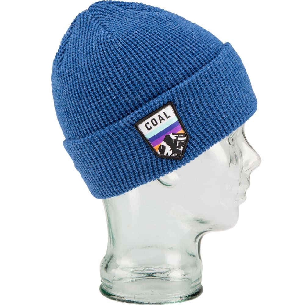 COAL Summit Beanie  - HEATHER ROYAL BLUE