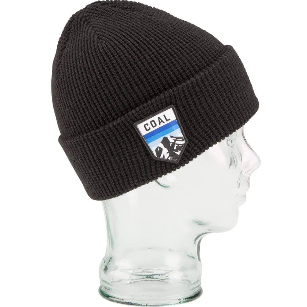 COAL Summit Beanie  - BLACK