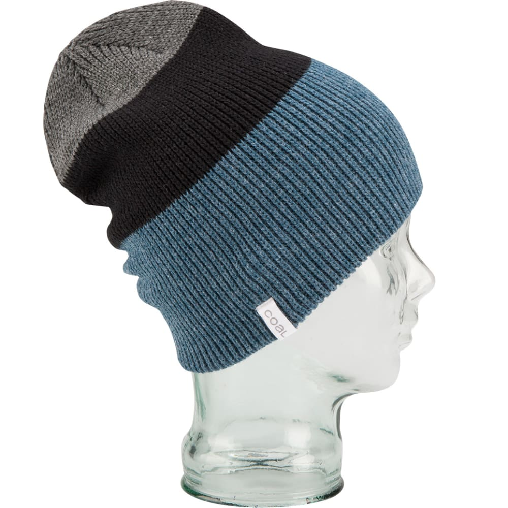 COAL Frena Beanie  - HEATHER SLATE