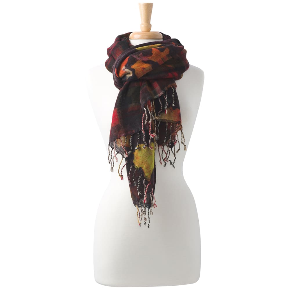 PRANA Cameo Scarf - MULLED WINE