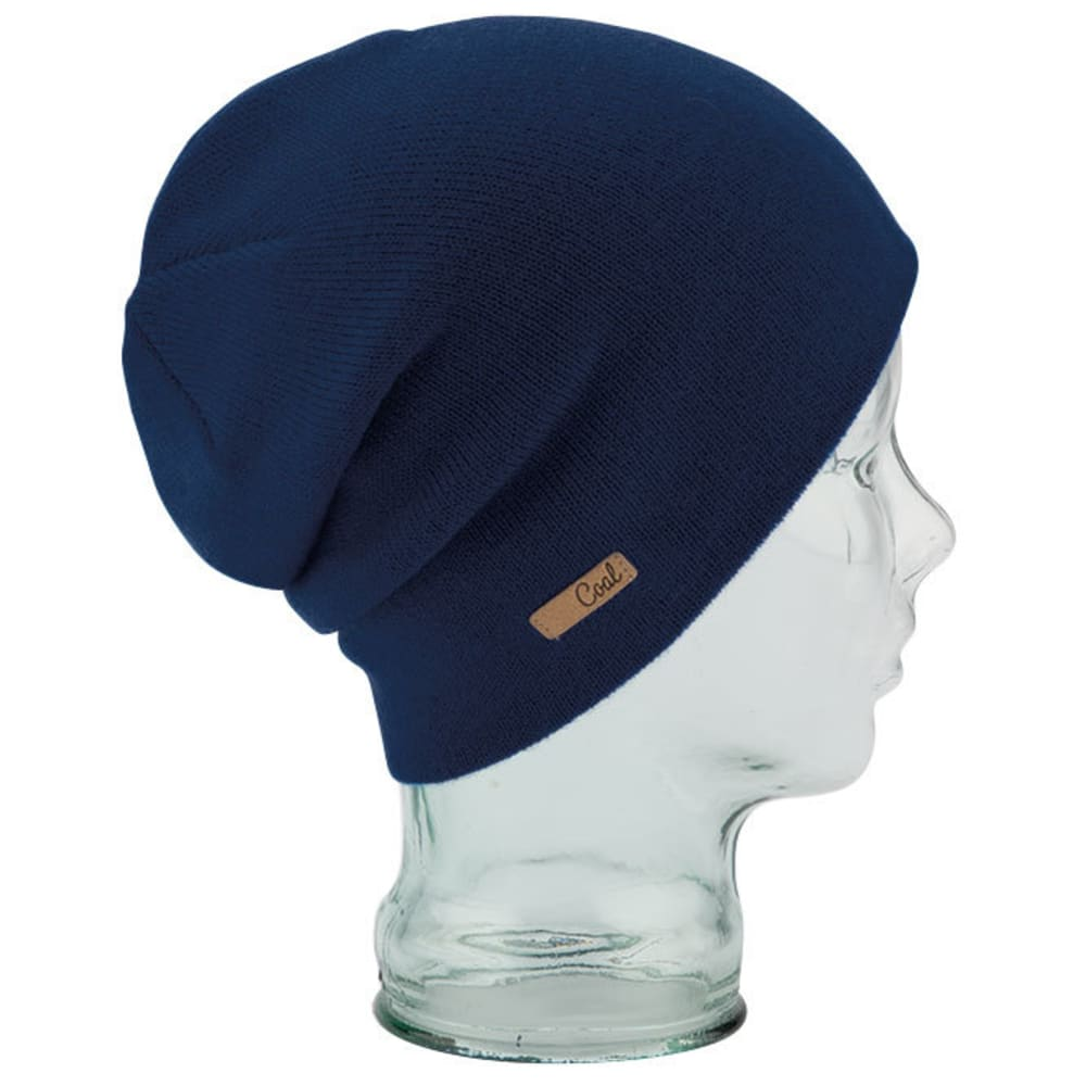COAL Women's Julietta Beanie, Navy - NAVY