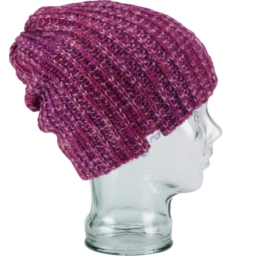 COAL Women's Coco Beanie  - PLUM