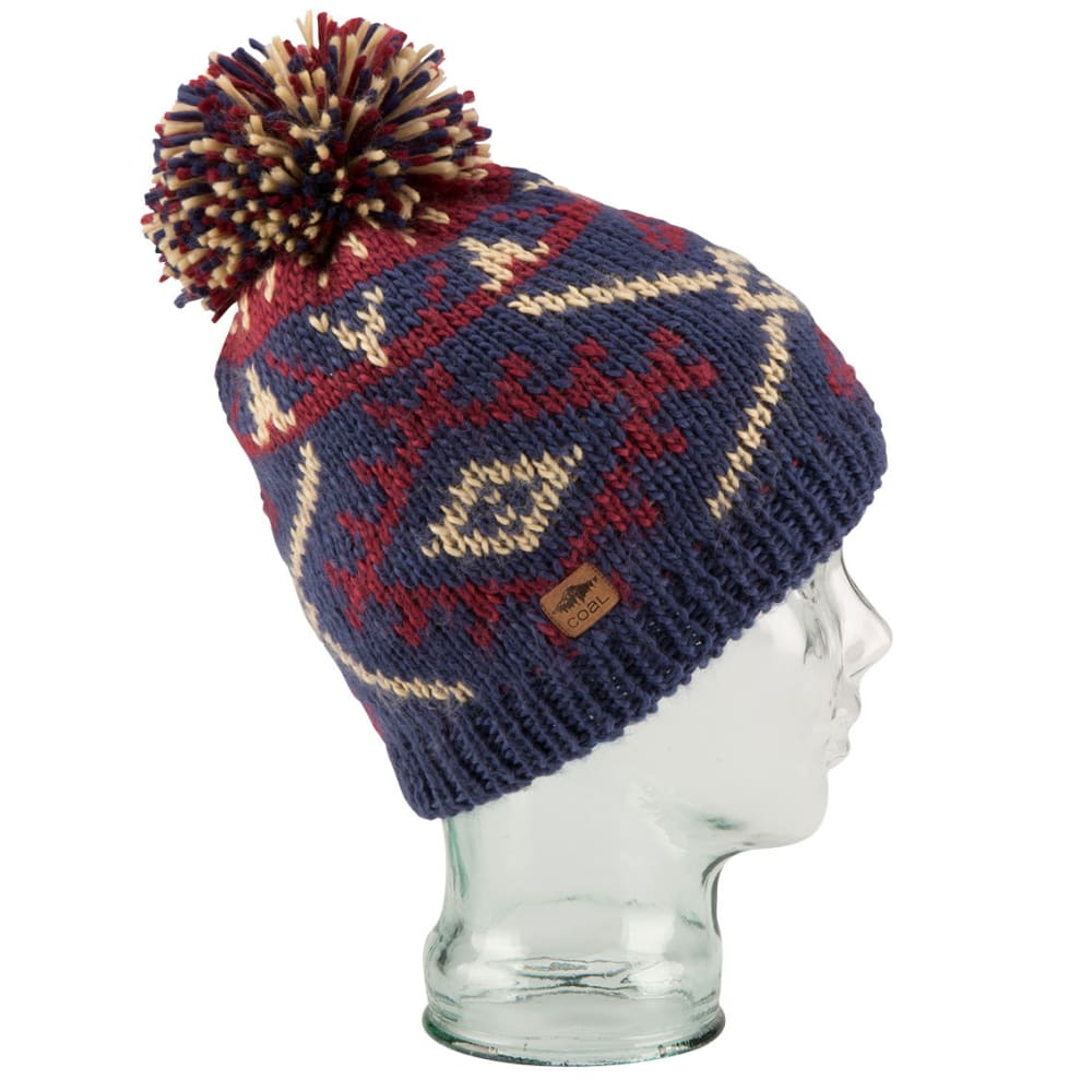 COAL Men's Purcell Beanie - NAVY