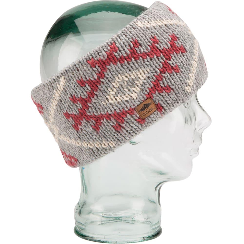 COAL Purcell Headband - HEATHER GREY
