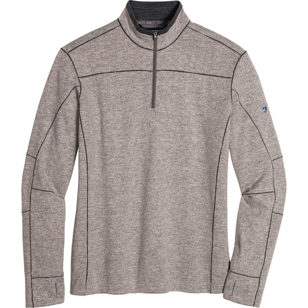 KÜHL Men's Ryzer 1/4 Zip Sweater - SST-SANDSTONE