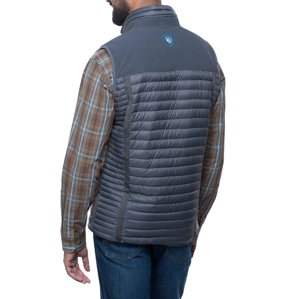 KUHL Men's Spyfire Vest - CA-CARBON