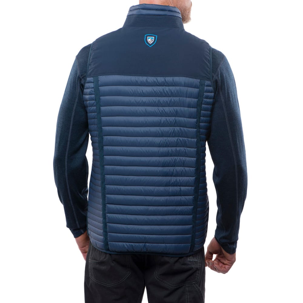 KUHL Men's Spyfire Vest - PB-PIRATE BLUE