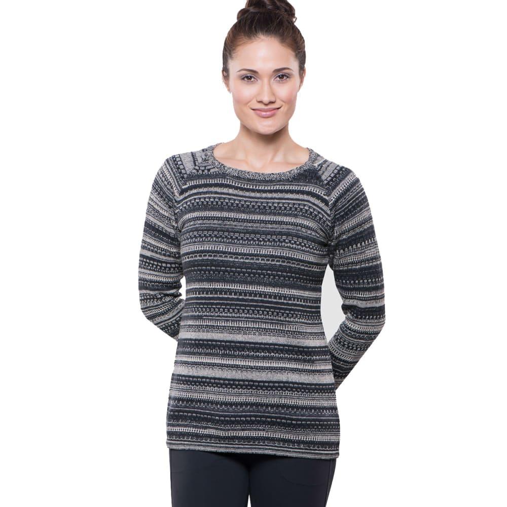 KUHL Women's Alessandra Sweater - SLATE