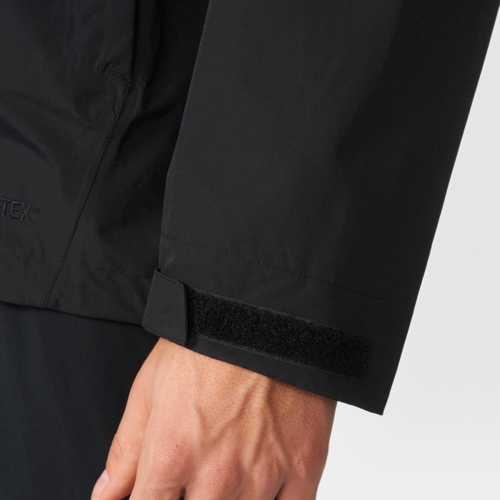 ADIDAS Men's 2-Layer Gore-Tex Wandertag Jacket - BLACK