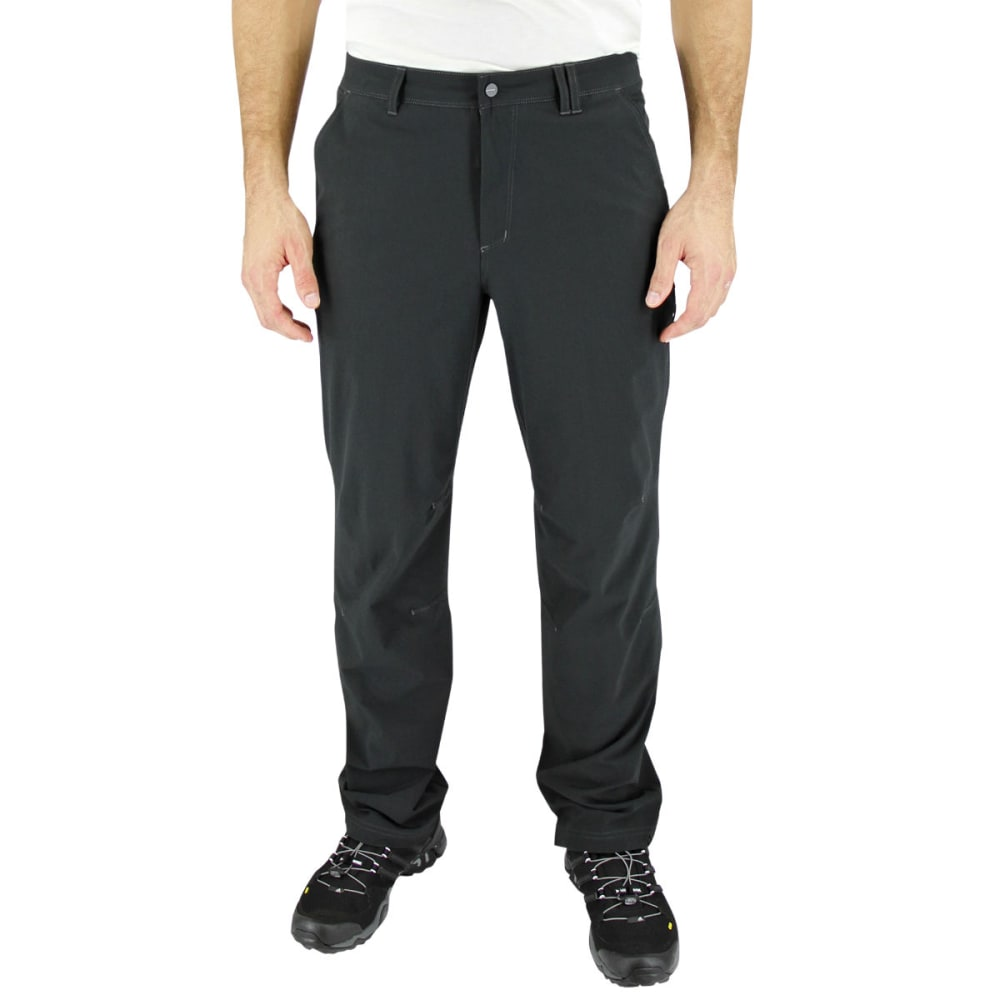 ADIDAS Men's Flex Hike Pants - BLACK