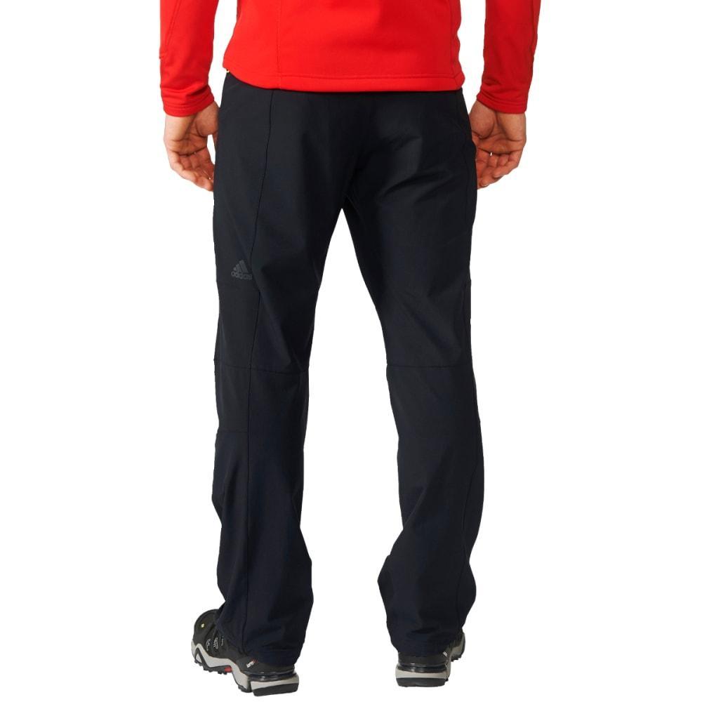 ADIDAS Men's Terrex Multi Pants - BLACK/SHADOW BLACK