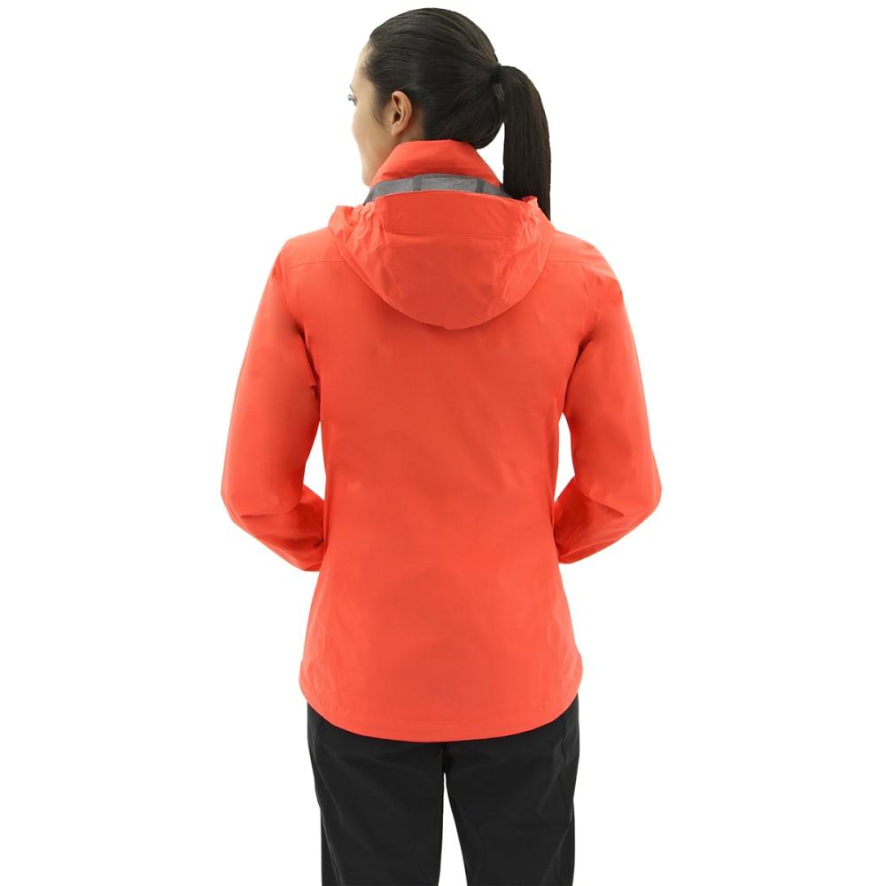 ADIDAS Women's Wandertag GTX Jacket - EASY CORAL/GREY