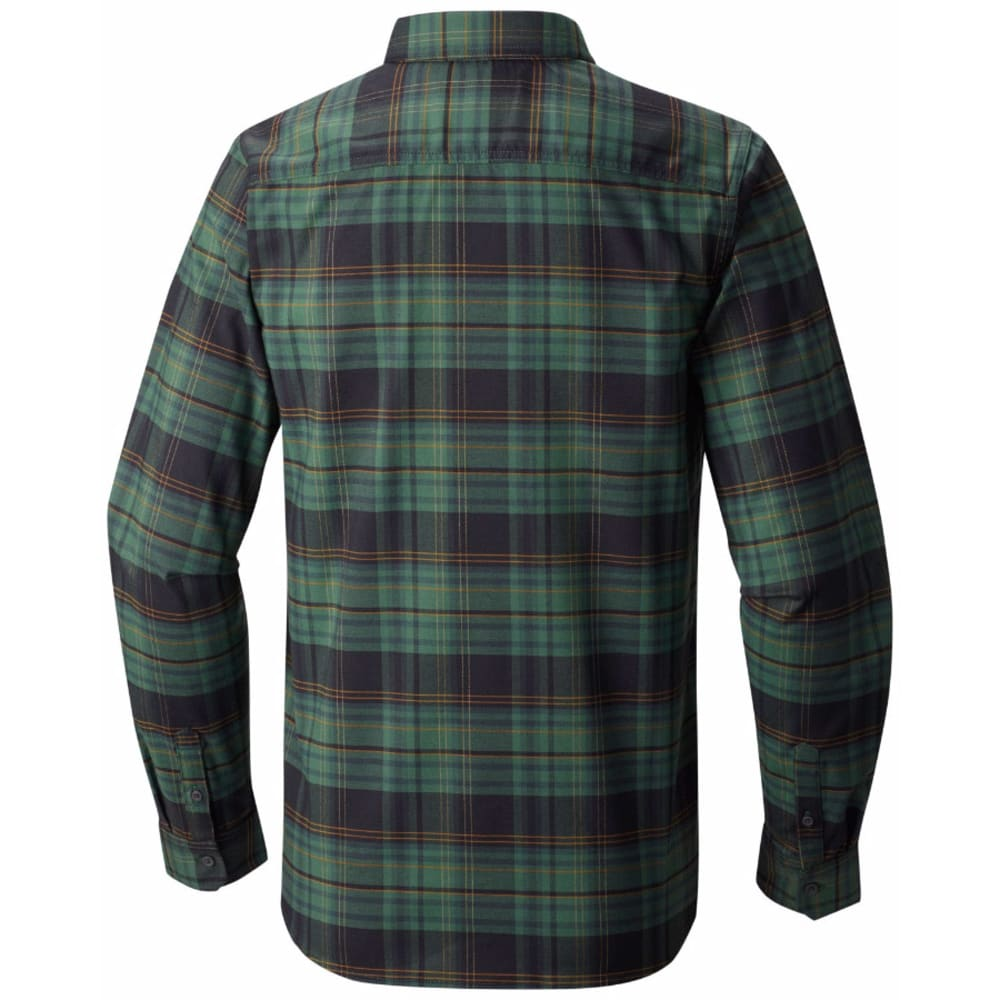 MOUNTAIN HARDWEAR Men's Stretchstone Long-Sleeve Shirt - 300-FOREST