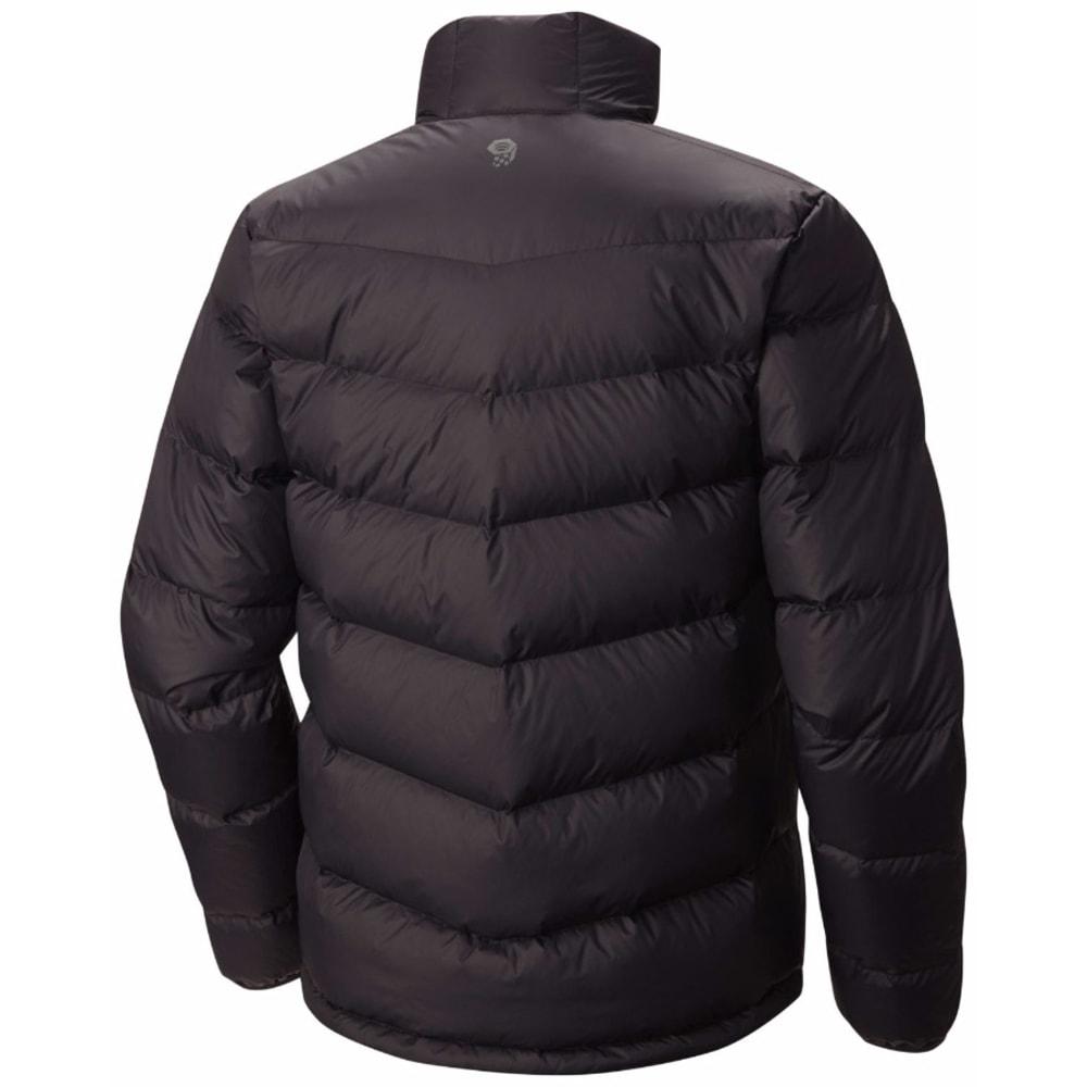 MOUNTAIN HARDWEAR Men's Ratio Down Jacket - 090-BLACK