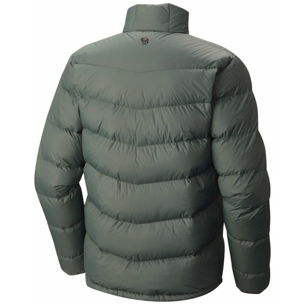 MOUNTAIN HARDWEAR Men's Ratio Down Jacket - 967-THINDERHEAD GRY
