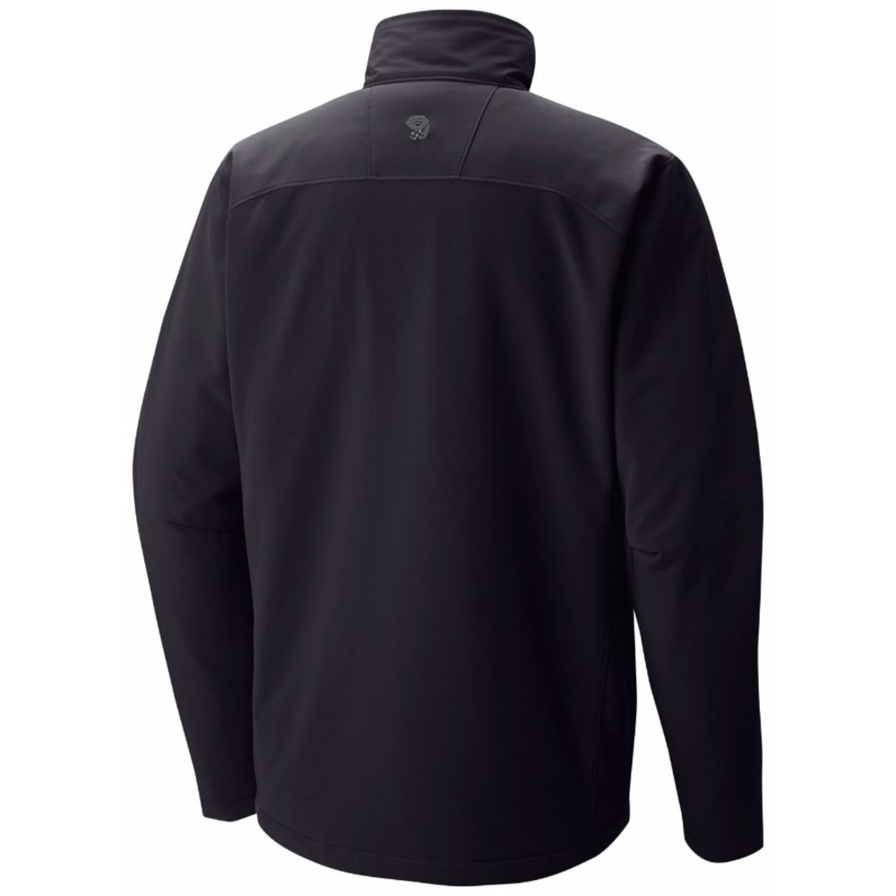 MOUNTAIN HARDWEAR Men's Superconductor Jacket - 092-BLACK
