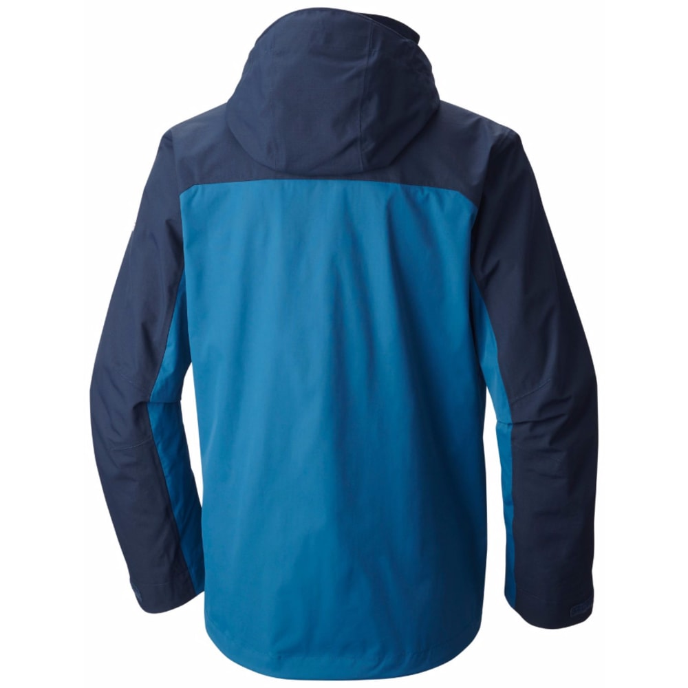 MOUNTAIN HARDWEAR Men's Exposure Jacket - 487-HDWR NVY PH BLU