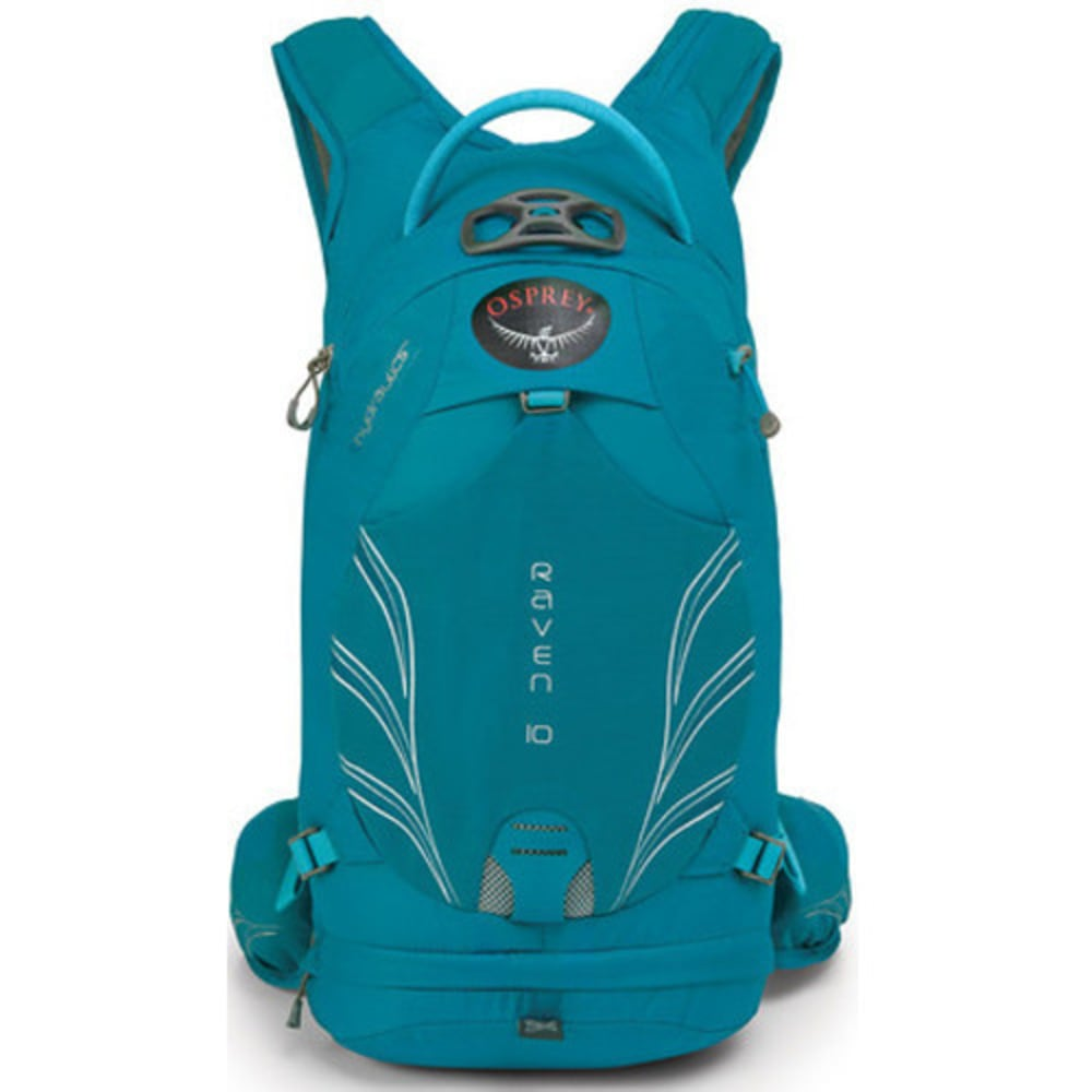 OSPREY Women's Raven 10 Pack - TEMPO TEAL