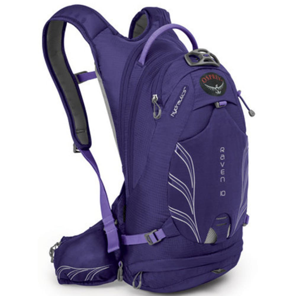OSPREY Women's Raven 10 Hydration Pack   - ROYAL PURPLE