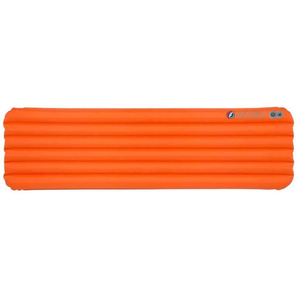 BIG AGNES Insulated Air Core Ultra Sleeping Pad, Long - ORANGE