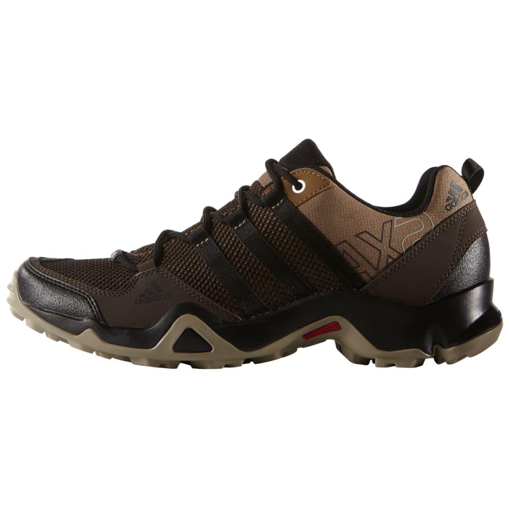 ADIDAS Men's AX2 Hiking Shoes, Grey Blend - GRY BLEND/BLCK/UMBER