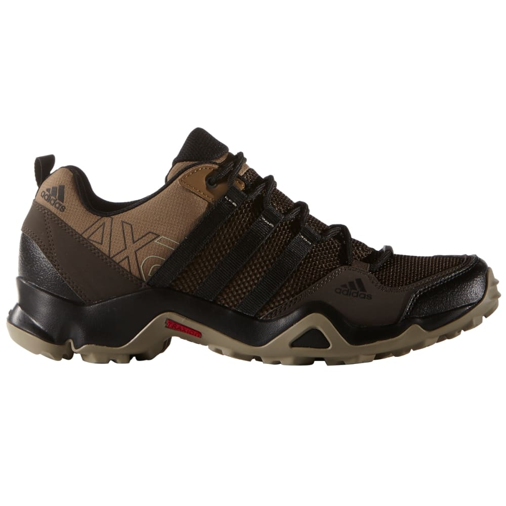 ADIDAS Men's AX2 Hiking Shoes, Grey Blend - GRY BLEND/BLCK/UMBER