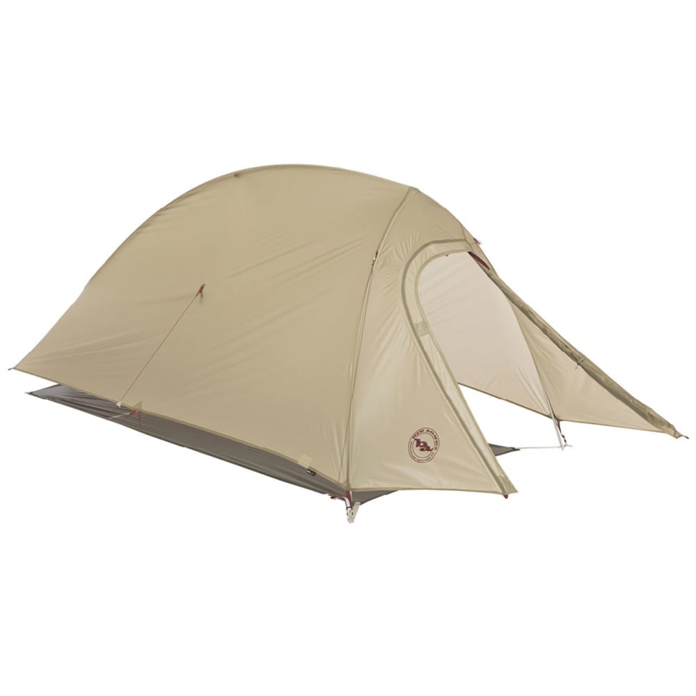 BIG AGNES Fly Creek HV UL1 Tent - OLIVE GREEN