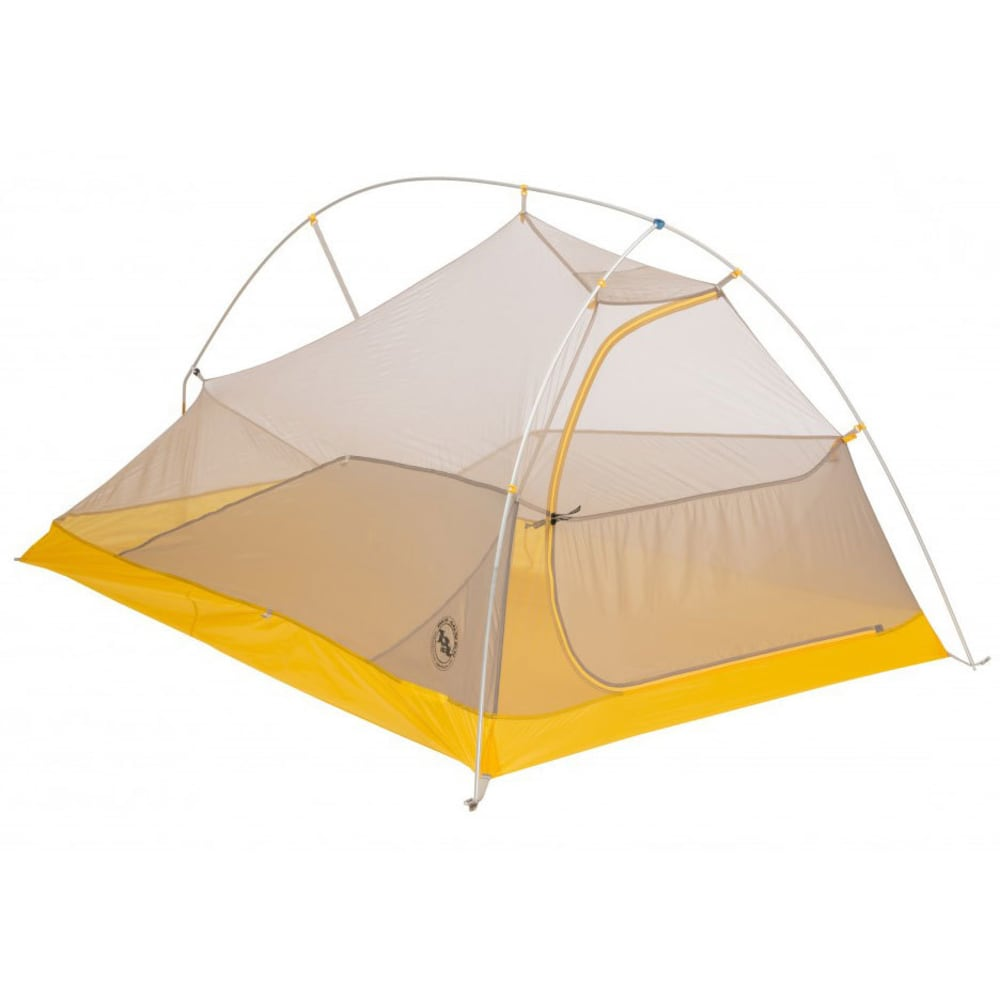 BIG AGNES Fly Creek HV UL2 Tent - ASH/YELLOW