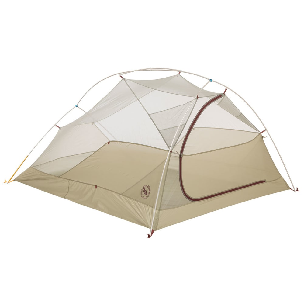 BIG AGNES Fly Creek HV UL3 Tent - OLIVE GREEN
