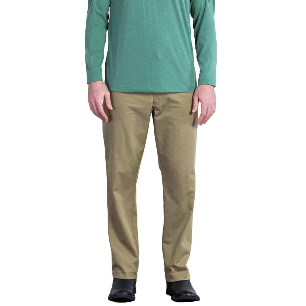 EX OFFICIO Men's Cano Pants - 8325-WALNUT REG
