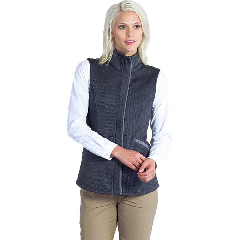 EX OFFICIO Women's Thermique Vest - 9999-BLACK