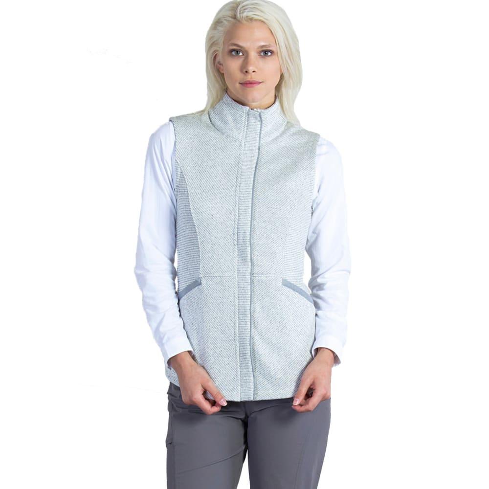 EX OFFICIO Women's Thermique Vest - 1305-VELLUM