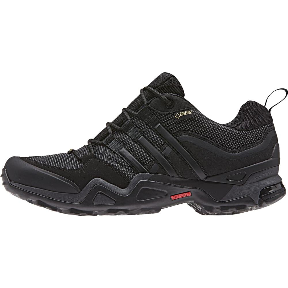 ADIDAS Men's Fast X GTX Shoes, Black - BLACK/D GREY/P RED