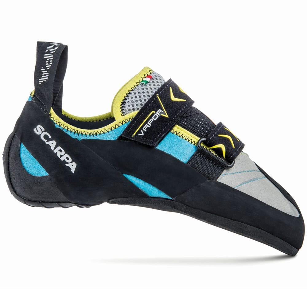 SCARPA  Vapor V Climbing Shoes - TURQUOISE