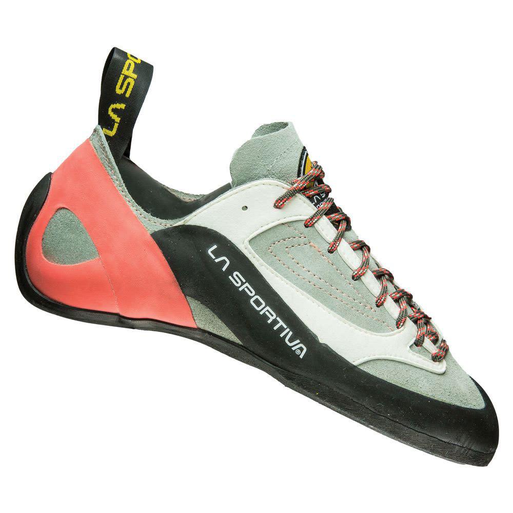LA SPORTIVA Women's Finale Climbing Shoes - GREYCORAL