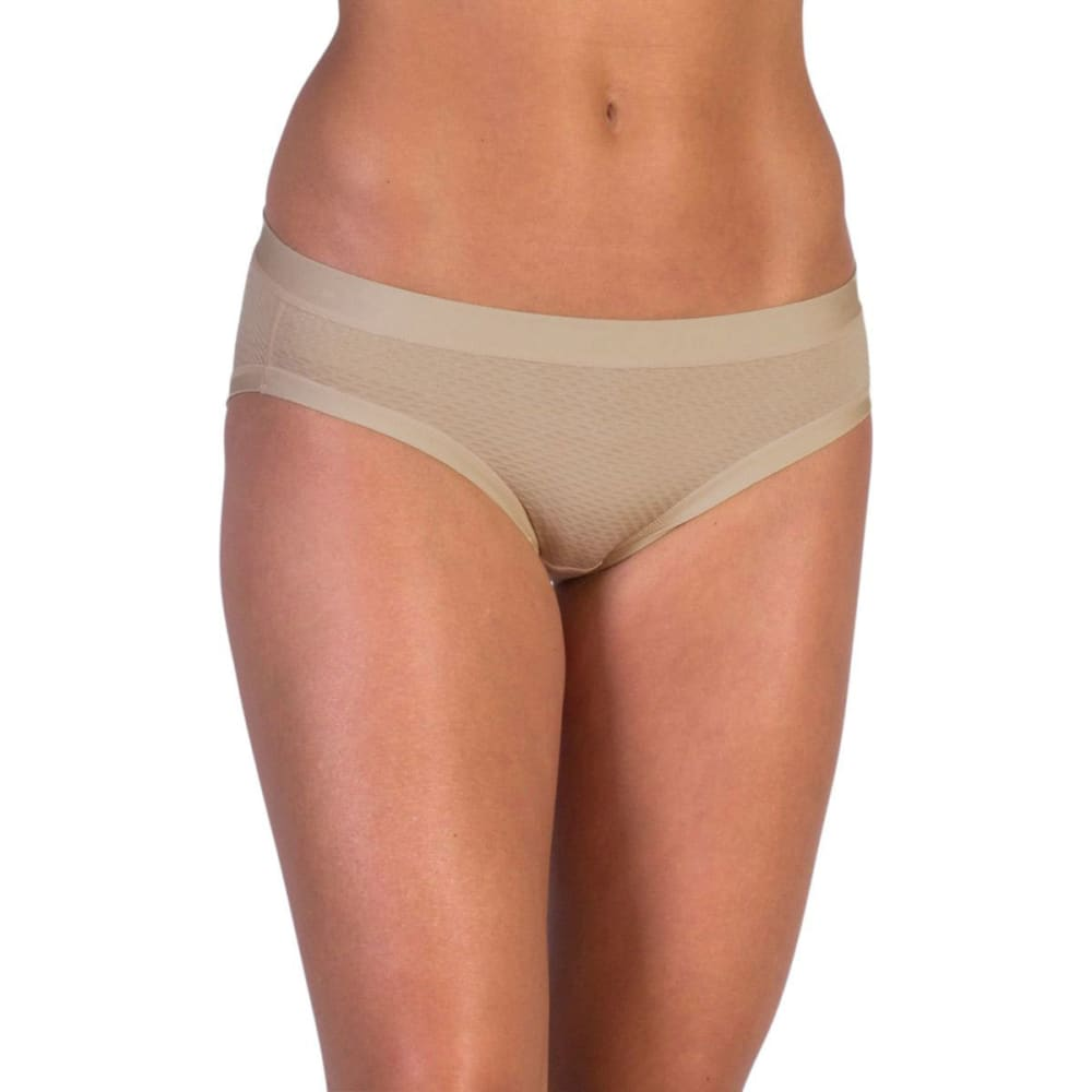 EXOFFICIO Women's Give-N-Go Sport Mesh Bikini Briefs XS